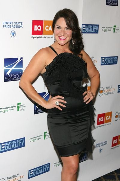 Shoshana Bean at 'Defying Inequality: The Broadway Concert' - The Gershwin Theatre, 222 West 51st Street, New York City, NY, USA