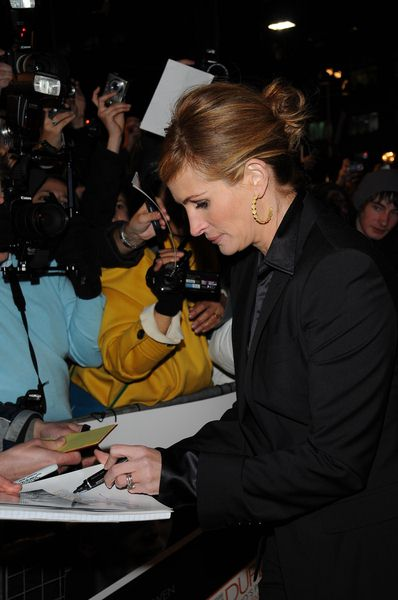 Julia Roberts at 'Duplicity' London Premiere - Empire, Leicester Square, London, UK