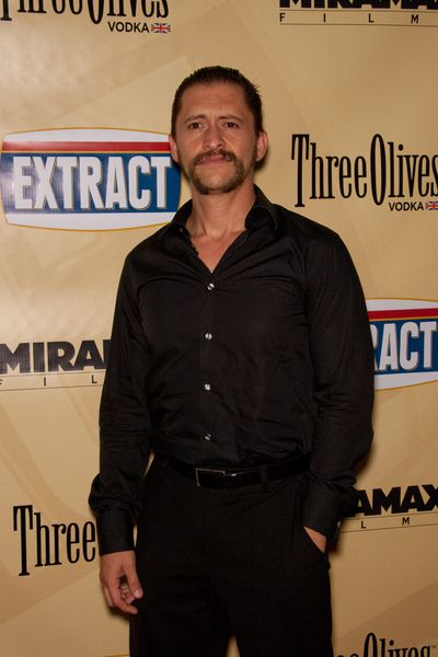 Clifton Collins Jr at 'Extract' Los Angeles Premiere - Arrivals - Arclight Hollywood, Hollywood, CA, USA
