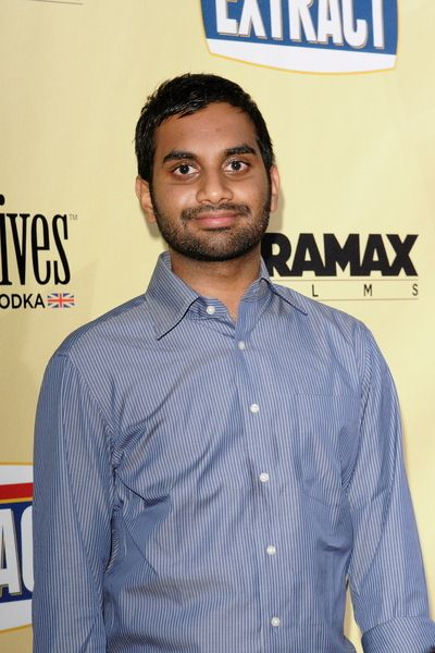 Aziz Ansari at 'Extract' Los Angeles Premiere - Arrivals - Arclight Hollywood, Hollywood, CA, USA