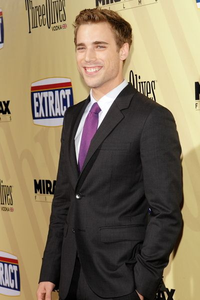 Dustin Milligan at 'Extract' Los Angeles Premiere - Arrivals - Arclight Hollywood, Hollywood, CA, USA