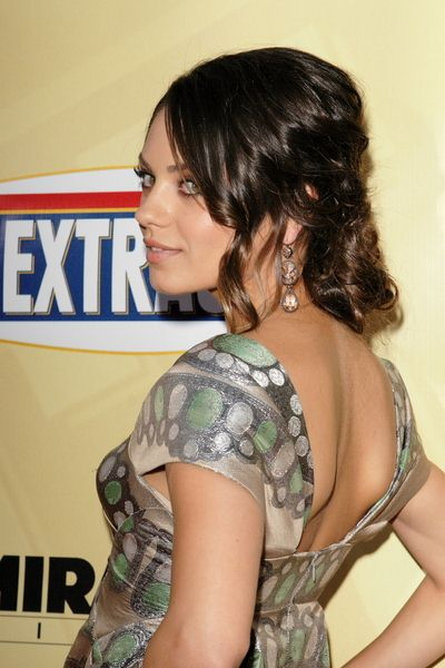 Mila Kunis at 'Extract' Los Angeles Premiere - Arrivals - Arclight Hollywood, Hollywood, CA, USA