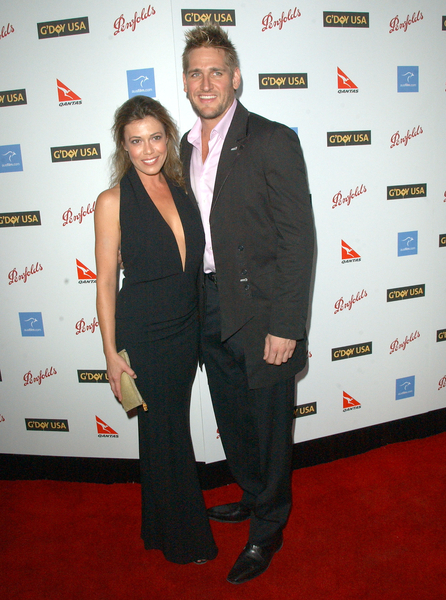 Kimberly Joseph, Curtis Stone at G'Day USA Australia Week 2009 Black Tie Gala - Hollywood & Highland Grand Ballroom, Hollywood, CA. USA