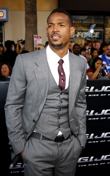 Marlon Wayans at 'G.I. Joe: The Rise Of Cobra' Los Angeles Premiere - Arrivals - Grauman's Chinese Theater, Hollywood, CA. USA
