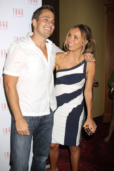 Bill Rancic, Giuliana Rancic at Giuliana Rancic 34th Birthday Party at Tabu Ultra Lounge at the MGM Hotel and Casino in Las Vegas, NV, USA