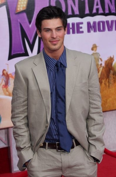 Adam Gregory at 'Hanna Montana The Movie' World Premiere - El Capitan Theatre, Hollywood, CA, USA