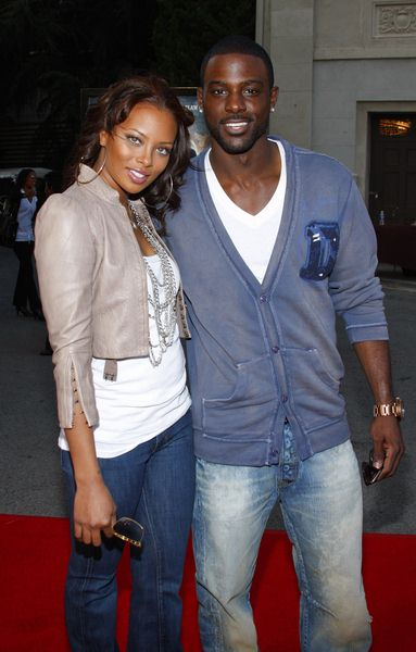 Eva Marcille (Eva Pigford), Lance Gross at HBO's 'Brave New Voices' Los Angeles Premiere - Warner Bros. Studios, Steven J. Ross Theatre, Burbank, CA, USA