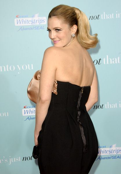Drew Barrymore at 'He's Just Not That Into You' World Premiere at Grauman's Chinese Theater, Hollywood, CA, USA