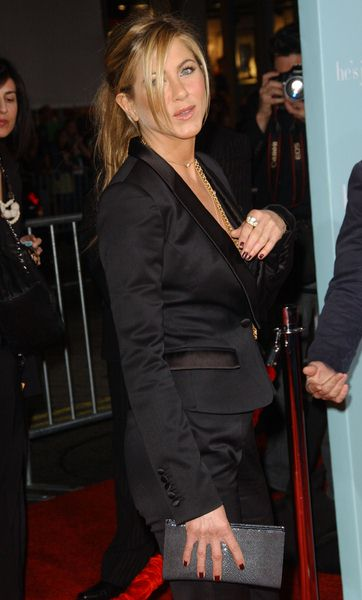 Jennifer Aniston at 'He's Just Not That Into You' World Premiere at Grauman's Chinese Theater, Hollywood, CA, USA