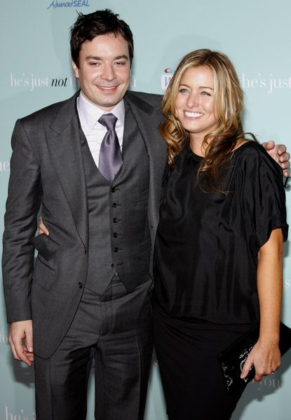 Jimmy Fallon, Nancy Juvonen at 'He's Just Not That Into You' World Premiere at Grauman's Chinese Theater, Hollywood, CA, USA