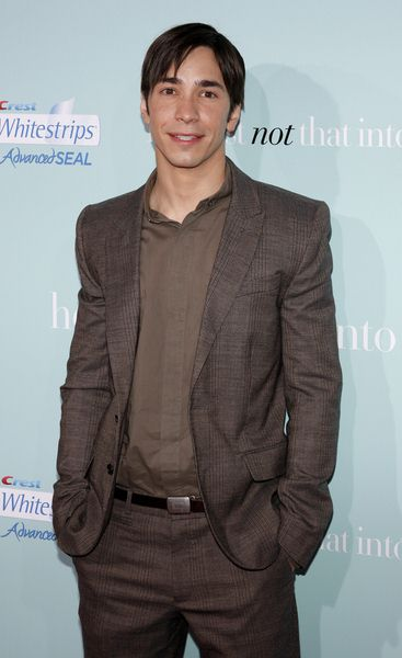 Justin Long at 'He's Just Not That Into You' World Premiere at Grauman's Chinese Theater, Hollywood, CA, USA