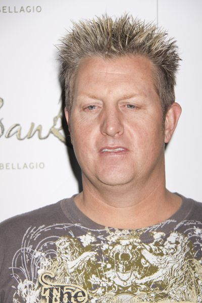 Gary LeVox at Hilary Scott 25th Birthday Celebration at The Bank Nightclub at the Bellagio Hotel and Casino, Las Vegas, NV, USA