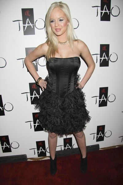 Holly Huddleston at Holly Huddleston Hosts 'Blondtourage' at Tao Las Vegas - TAO Las Vegas at the Venetian Hotel and Casino, Las Vegas, NV, USA