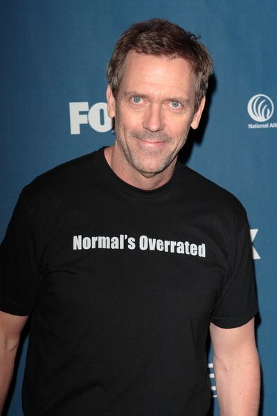 Hugh Laurie at 'House M.D.' 100th Episode Party and NAMI Charity Celebration - STK LA, Los Angeles, CA, USA