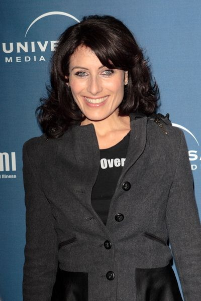Lisa Edelstein at 'House M.D.' 100th Episode Party and NAMI Charity Celebration - STK LA, Los Angeles, CA, USA