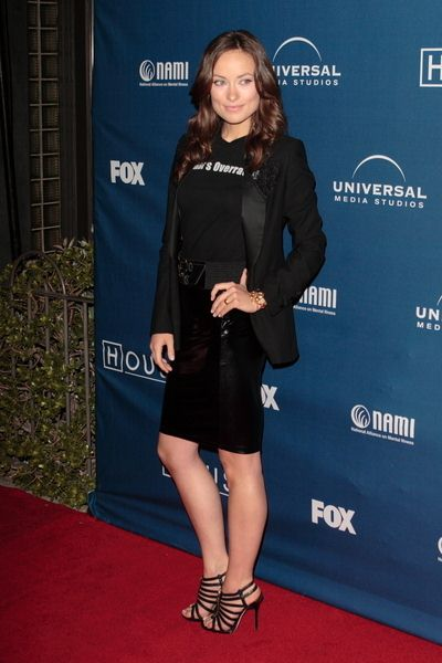 Olivia Wilde at 'House M.D.' 100th Episode Party and NAMI Charity Celebration - STK LA, Los Angeles, CA, USA