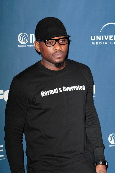 Omar Epps at 'House M.D.' 100th Episode Party and NAMI Charity Celebration - STK LA, Los Angeles, CA, USA