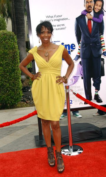 Vanessa Williams at 'Imagine That' Los Angeles Premiere - Paramount Pictures, Los Angeles, CA. USA