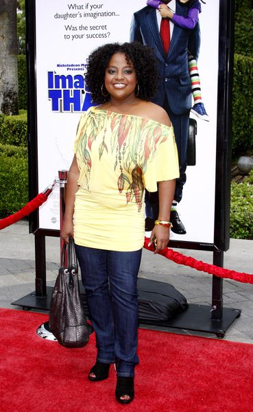 Sherry Shepard at 'Imagine That' Los Angeles Premiere - Paramount Pictures, Los Angeles, CA. USA