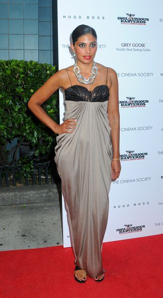 Rachel Roy at 'Inglourious Basterds' New York Premiere - Arrivals at SVA Theater, New York City, NY, USA