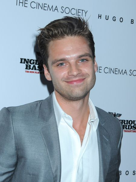 Sebastian Stan at 'Inglourious Basterds' New York Premiere - Arrivals at SVA Theater, New York City, NY, USA