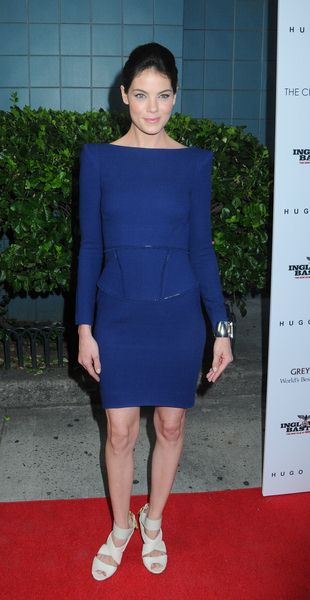 Michelle Monaghan at 'Inglourious Basterds' New York Premiere - Arrivals at SVA Theater, New York City, NY, USA