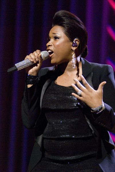 Jennifer Hudson at Jennifer Hudson Performs at the Arie Crown Theater, Chicago, IL, USA