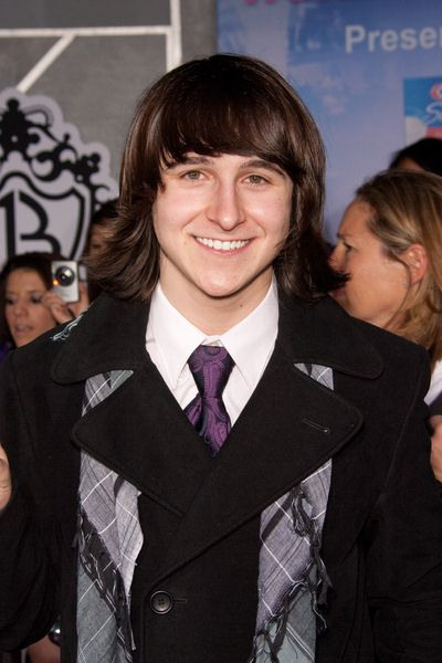 Mitchel Musso at