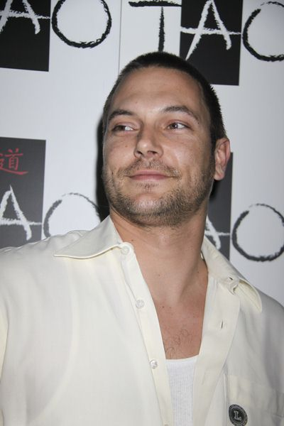 Kevin Federline at Kat Von D Celebrates the Launch of Her New Book 'High Voltage Tattoo' at Tao Nighclub Las Vegas - TAO Nightclub at the Venetian Hotel and Casino, Las Vegas, NV, USA