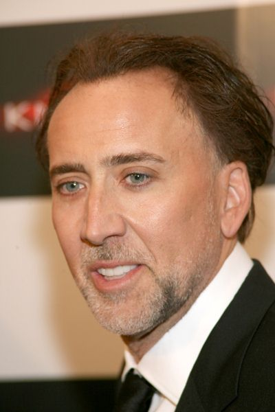 Nicolas Cage at 'Knowing' New York Premiere - AMC Loews Lincoln Square, New York City, NY, USA