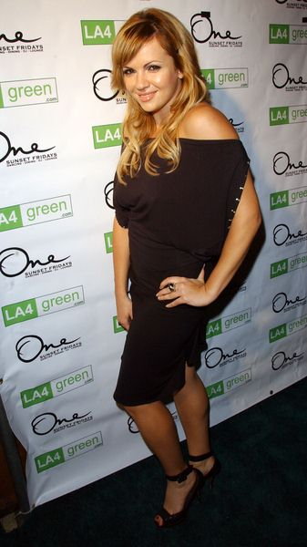 Anna Chudoba at LA4 Green Party - One Sunset, West Hollywood, CA. USA