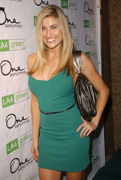 Lindsay Clubine at LA4 Green Party - One Sunset, West Hollywood, CA. USA