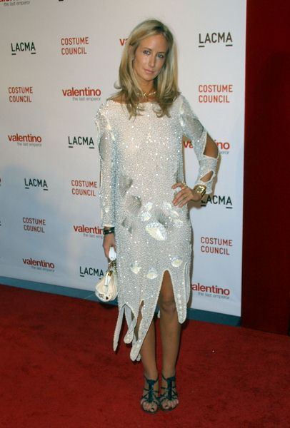Lady Victoria Hervey at LACMA Presents The West Coast Premiere Of 'Valentino: The Last Emperor' - Bing Theater at LACMA, Los Angeles, CA. USA