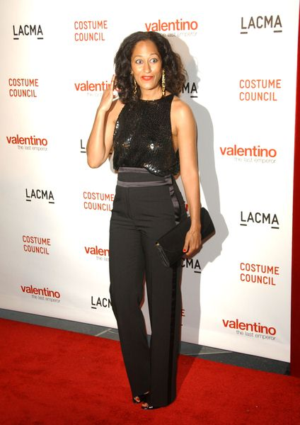 Tracee Ellis Ross at LACMA Presents The West Coast Premiere Of 'Valentino: The Last Emperor' - Bing Theater at LACMA, Los Angeles, CA. USA