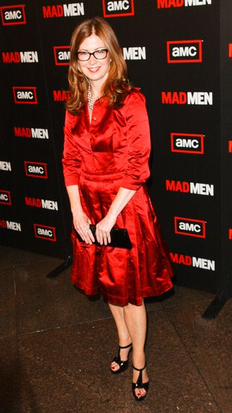 Dana Delaney at 'Mad Men' Season Three Los Angeles Premiere - Directors Guild of America Theatre, Los Angeles, CA, USA