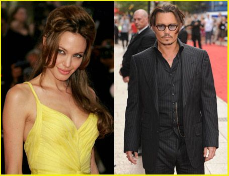 Johnny Depp in talks to star in The Tourist with Angelina Jolie