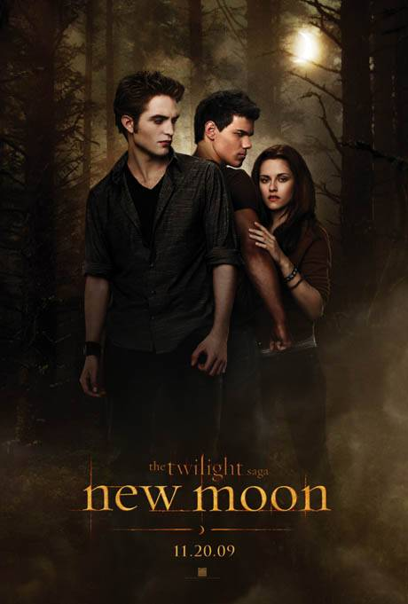 New Moon Movie Smashes Box Office Record In US and Canada