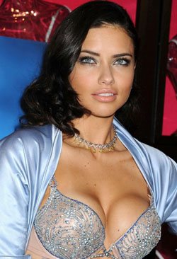 Adriana Lima's Plastic Surgeon Stop