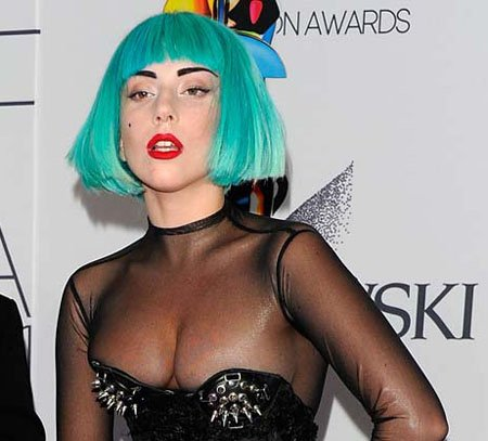 Lady Gaga Tops Celebrity 100 List