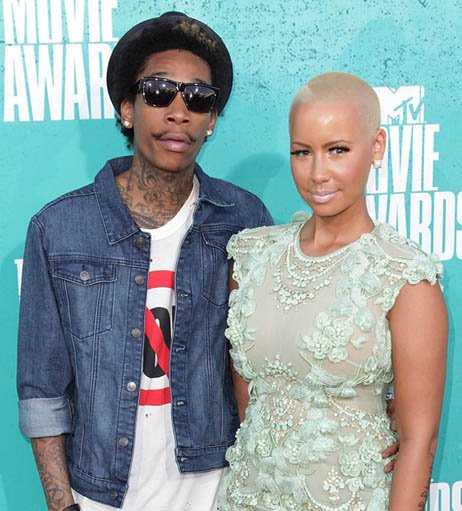 Amber Rose and Wiz Khalifa Welcome Baby Boy