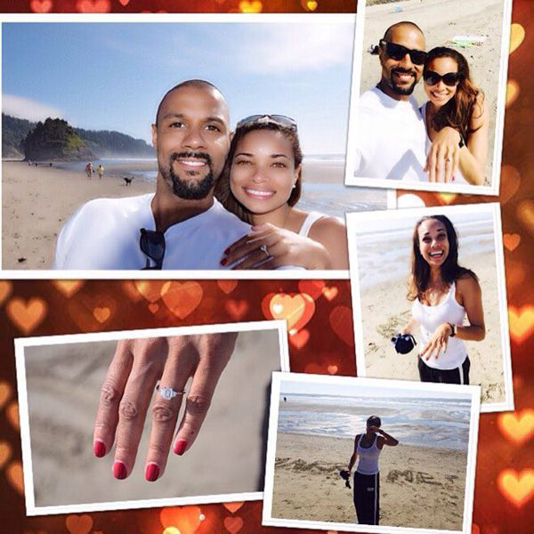 Mistresses Star Rochelle Aytes Engaged to CJ Lindsey
