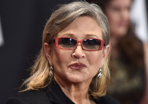Carrie Fisher 'Out of Emergency' In Stable Condition