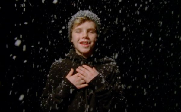 Cruz Beckham's 'If Every Day Was Christmas'