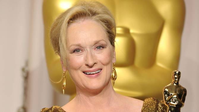 Meryl Streep reveals one role she isn't satisfied with
