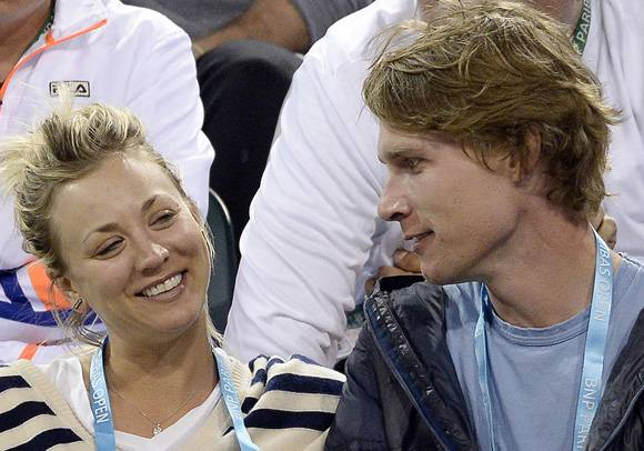 'That's What Happy Looks Like' Kaley Cuoco Shares Pic With Karl Cook