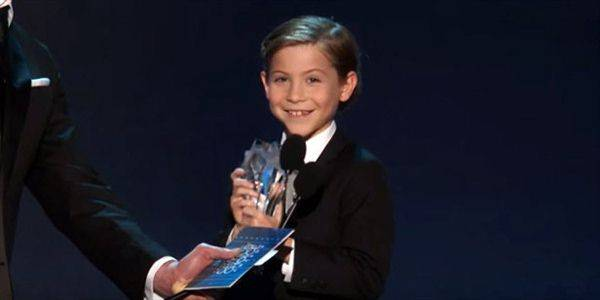 This 9-year-old Just Stole The Critics' Choice Awards